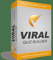 La boîte de Viral Quiz Builder